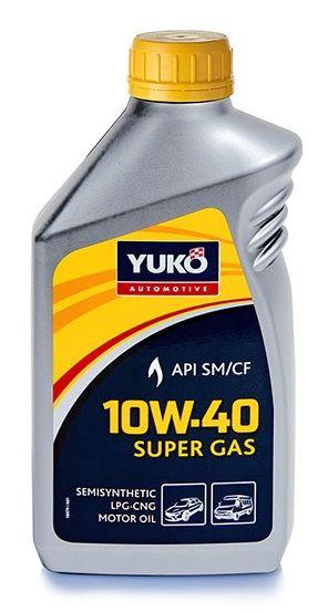 Yuko Super Gas 10W-40