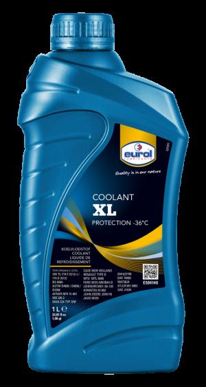 Eurol Coolant Yellow XL (-36C, желтый)