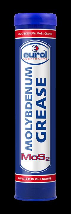 Многоцелевая смазка (литиевый загуститель и молибден) Eurol Molybdenum Disulphide Grease
