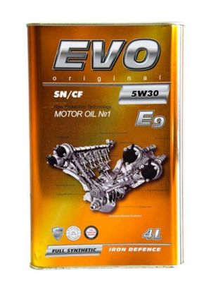 EVO E9 5W-30 SN/CF