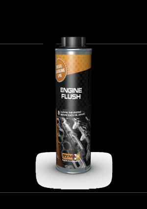 RYMAX Engine  Flush