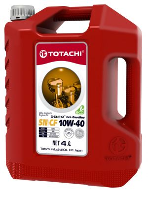 Totachi Eco Gasoline Semi-Synthetic 10W-40