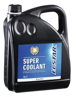 Suzuki Super Coolant Pre-Mixed (-38С, синий)