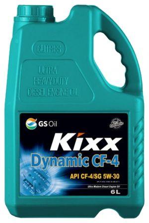 KIXX DYNAMIC CF-4 5W-30
