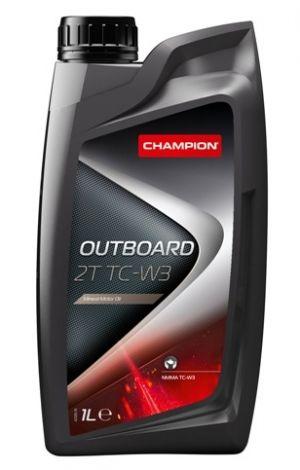 CHAMPION Outboard 2T TC-W3