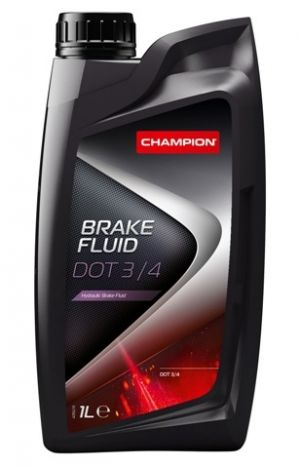 CHAMPION Brake Fluid DOT 3/4