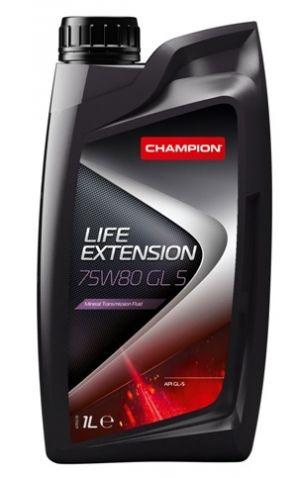 CHAMPION Life Extension 75W-80 GL 5