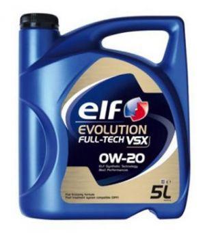 ELF Evolution Full-Tech VSX 0W-20