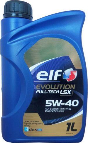 ELF Evolution Full Tech LSX 5W-40
