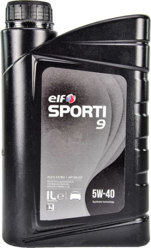 ELF Sporti 9 C3 5W-40