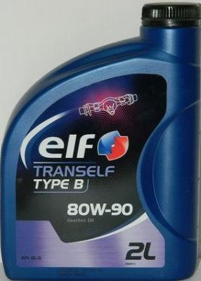 ELF Tranself Type B 80W-90