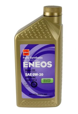 ENEOS Fully Synthetic 0W-20