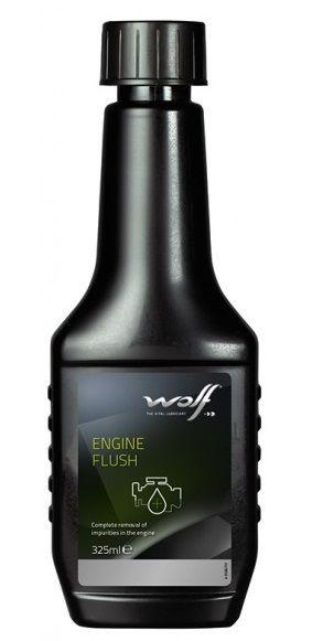 Промывка масляной системы Wolf Engine Flush