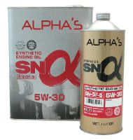 Alpha's SN-α 5W-30