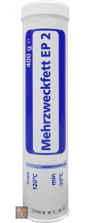 Многоцелевая смазка (литиевый загуститель) FOSSER Mehrzweckfett EP 2