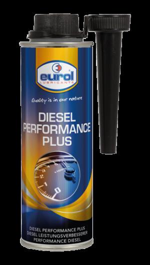 Присадка в дизтопливо (Цетан - корректор) Eurol Diesel Performance Plus