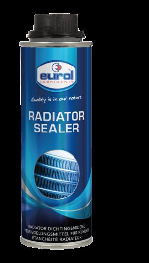 Стоп-течь системы охлаждения Eurol Radiator Sealer