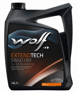 Wolf ExtendTech 5W-40 HM
