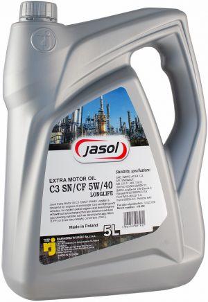 Jasol Extra Motor Oil C3 SN/CF Long Life 5W-40