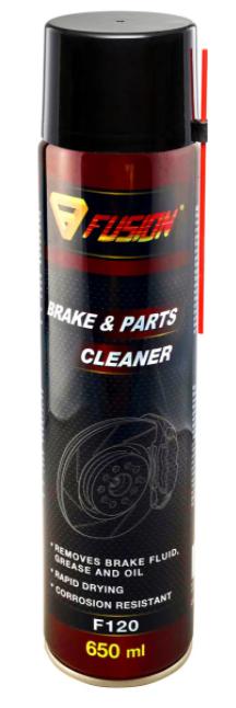 Очиститель тормозных механизмов Fusion Brake and Parts Cleaner