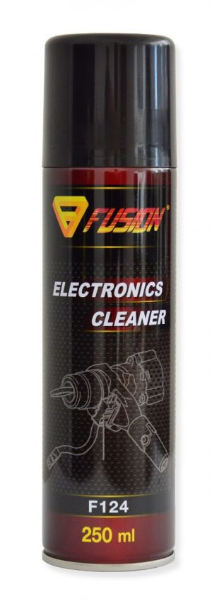 Очиститель - смазка для клемм и контактов Fusion Electronic Cleaner