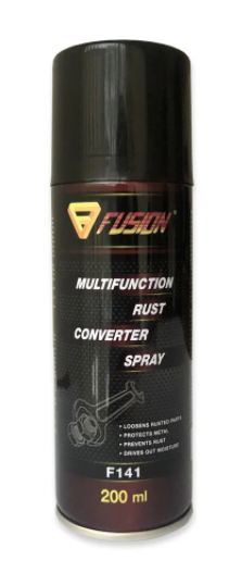 Смазка - спрей универсальная Fusion Multifunction Rust Converter Spray