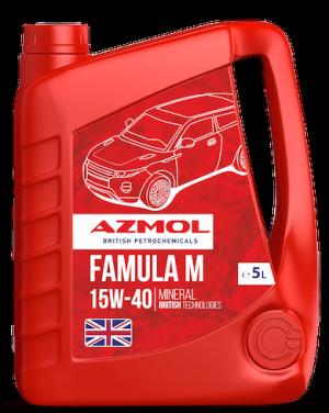 AZMOL Famula M 15W-40