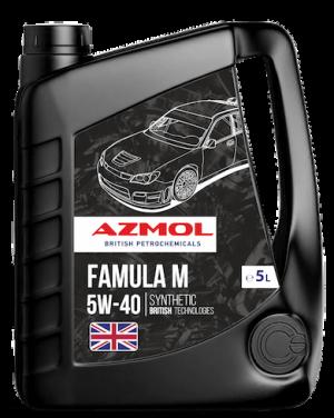 AZMOL Famula M 5W-40
