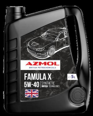 AZMOL Famula X 5W-40