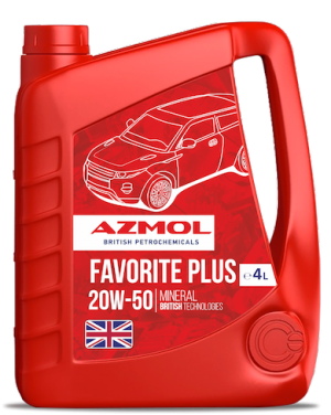 AZMOL Favоrite Plus 20W-50