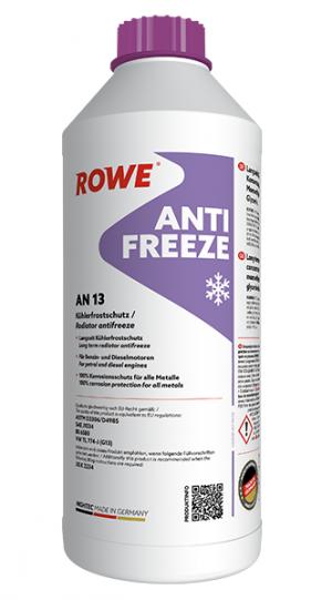 Rowe Hightec Antifreeze AN 13 (-72C, фиолетовый)