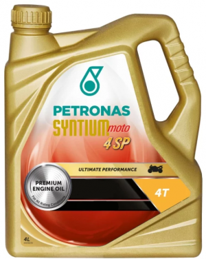 PETRONAS Syntium Moto 4SP 10W-50 4T
