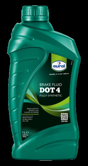 Eurol Brake Fluid DOT 4