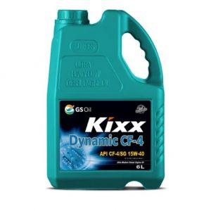 KIXX DYNAMIC CF-4 15W-40