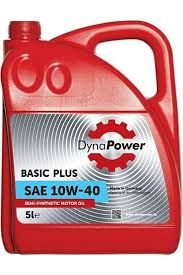 DynaPower Basic Plus SAE 10W-40