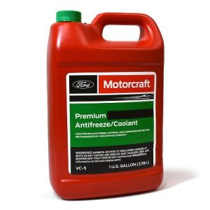 MOTORCRAFT Premium Prediluted Antifreeze