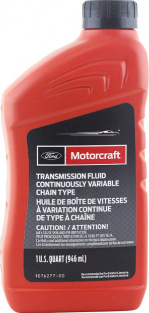 MOTORCRAFT Continuously Variable Chain Type Transmission Fluid
