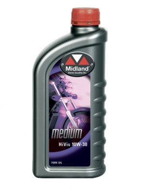 Midland Fork Oil Medium 10W-30