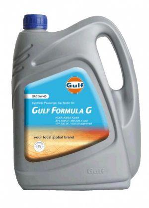 Gulf Formula G 5W-40