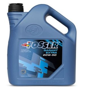 FOSSER Garant Extra 20W-50