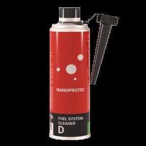Присадка в дизтопливо (Очиститель топливной системы) NANOPROTEC Fuel System Cleaner D