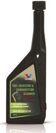 Очиститель инжектора Valvoline Fuel Injector & Carburettor Cleaner