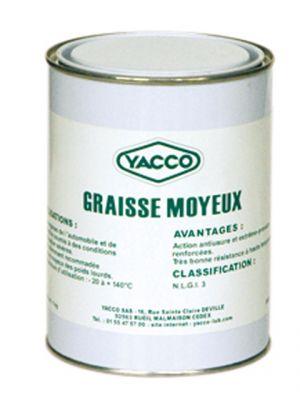 Многоцелевая смазка (литиевый загуститель) Yacco Graisse Moyeux