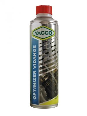 Очиститель масляной системы Yacco Optimizer Vidange