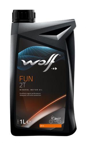 Wolf Fun 2T