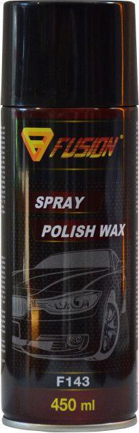 Полироль для кузова Fusion Spray Polish Wax