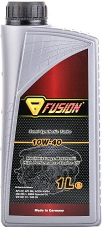 Fusion Semi Synthetic Turbo 10W-40