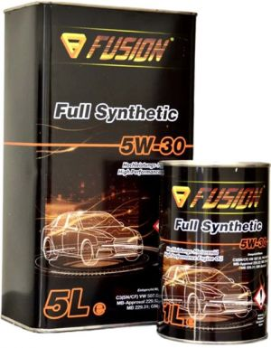 Fusion Full Synthetic C3 5W-30