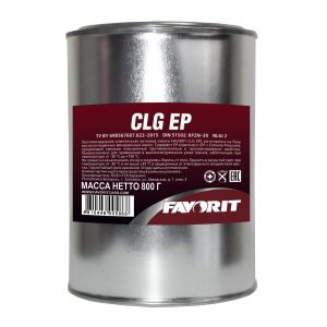 Многоцелевая смазка (литиевый загуститель) Favorit CLG EP-2