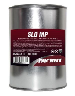 Многоцелевая смазка (литиевый загуститель) Favorit SLG MP-2